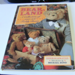 Bear Land A Collection of over 500 Teddy Bears Hardback Book Deborah Stratton
